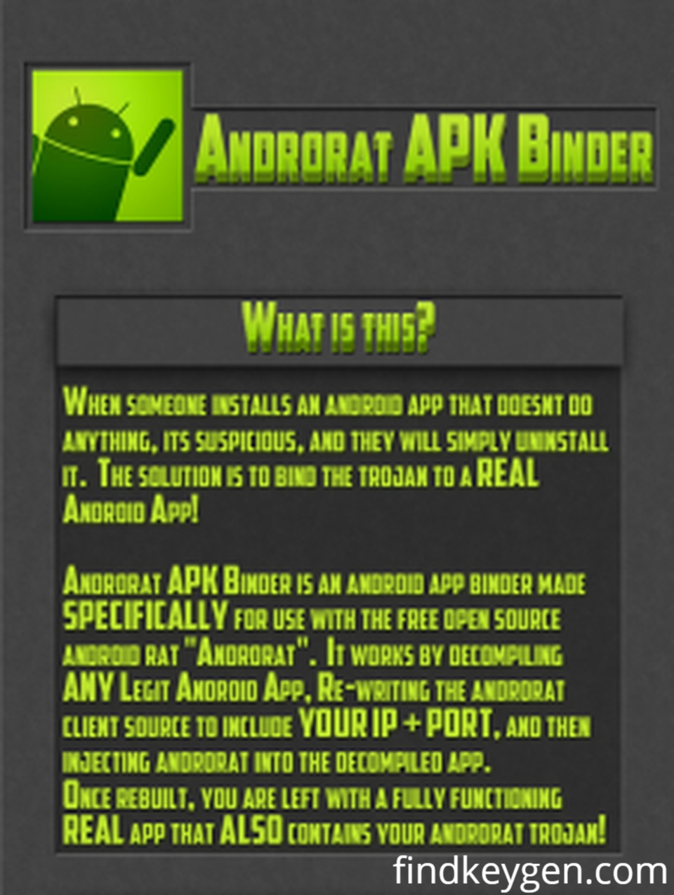 AndroRAT APK Cracked Full Version Free Download 2020 – Hacking Android Phone