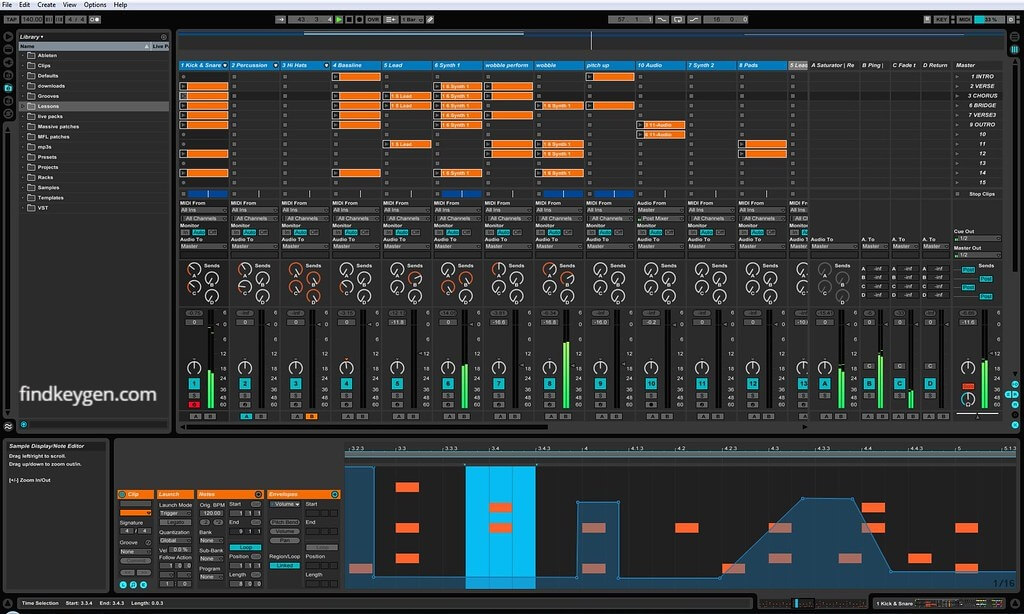 Ableton Live-Suite Free Product Key