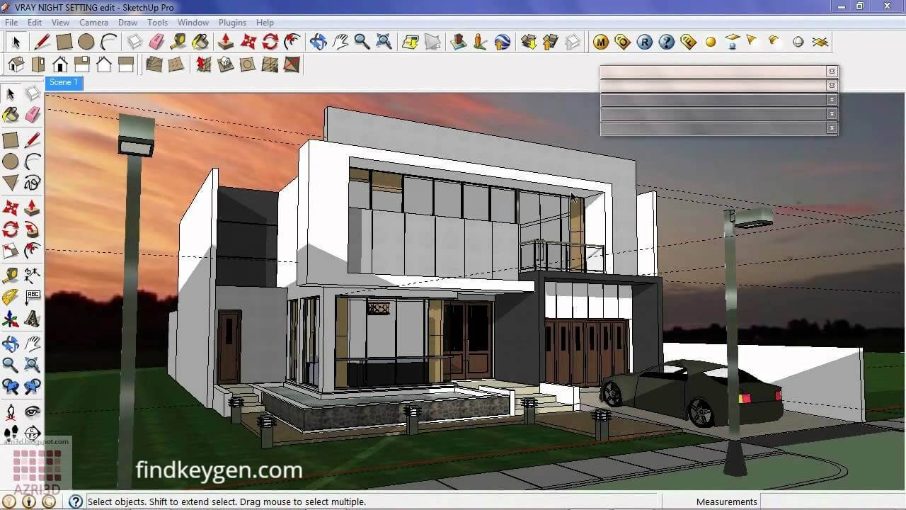 Sketchup Download With crack Free License Key
