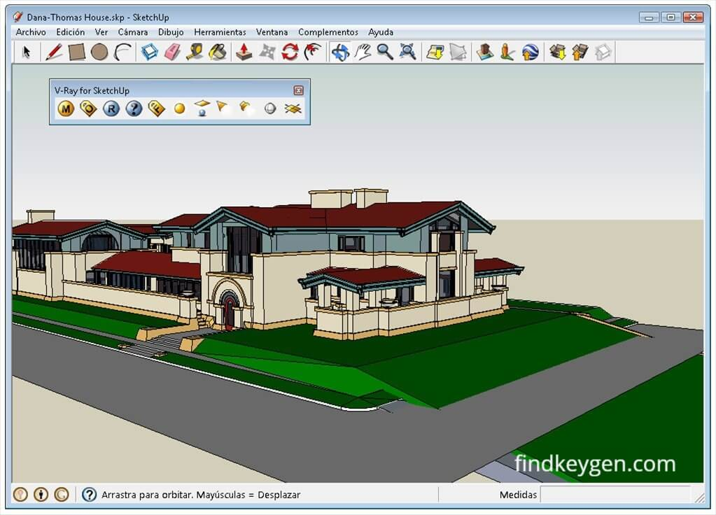 Sketchup Download With crack Free Serial Key Download