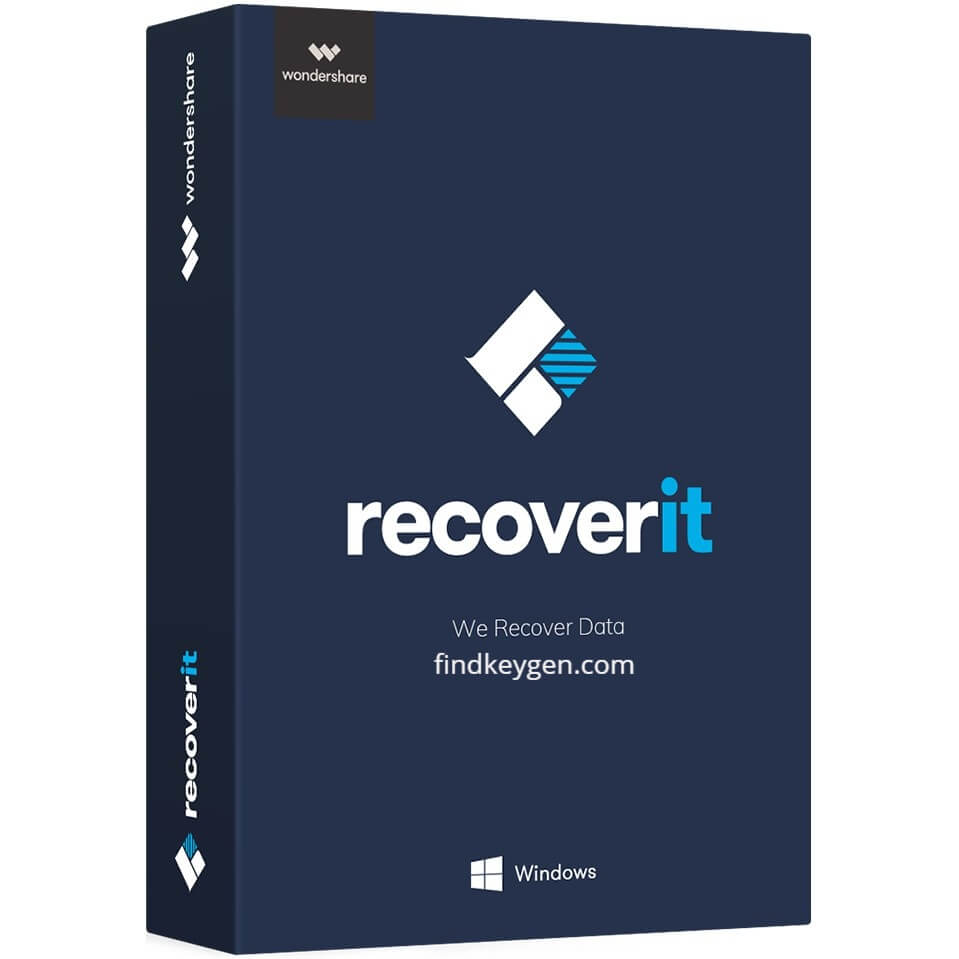 Wondershare Data Recovery 8.3.0.12 Crack With Serial Key Download