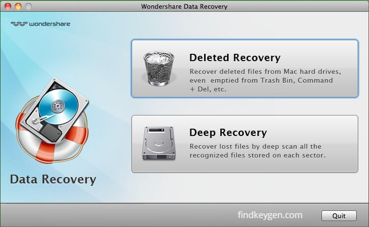 Wondershare Data Recovery Registration Code Free Download