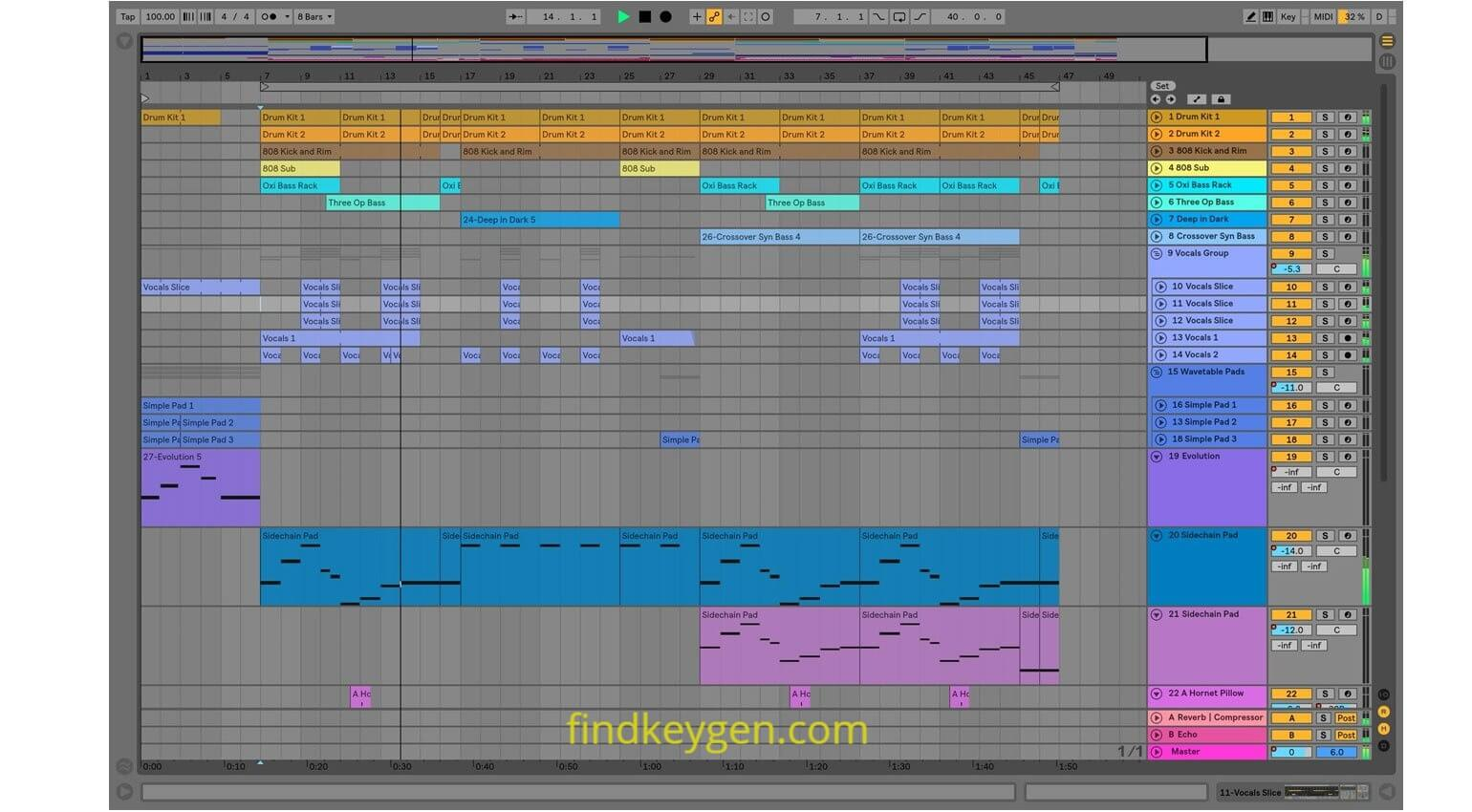 Ableton Live Crack Plus Keygen Latest Version