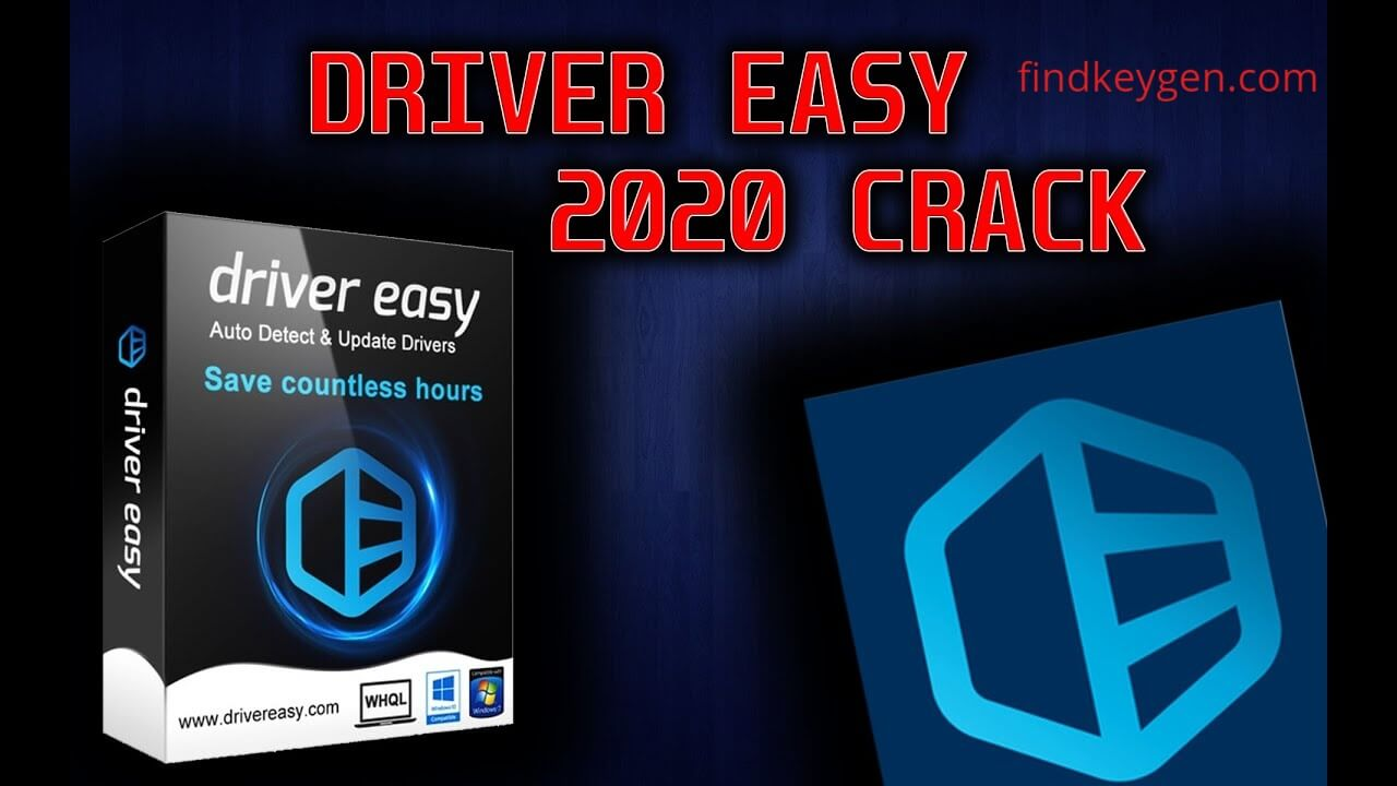 DriverEasy Professional 5.6.15.34863 Crack With License Key Free Download