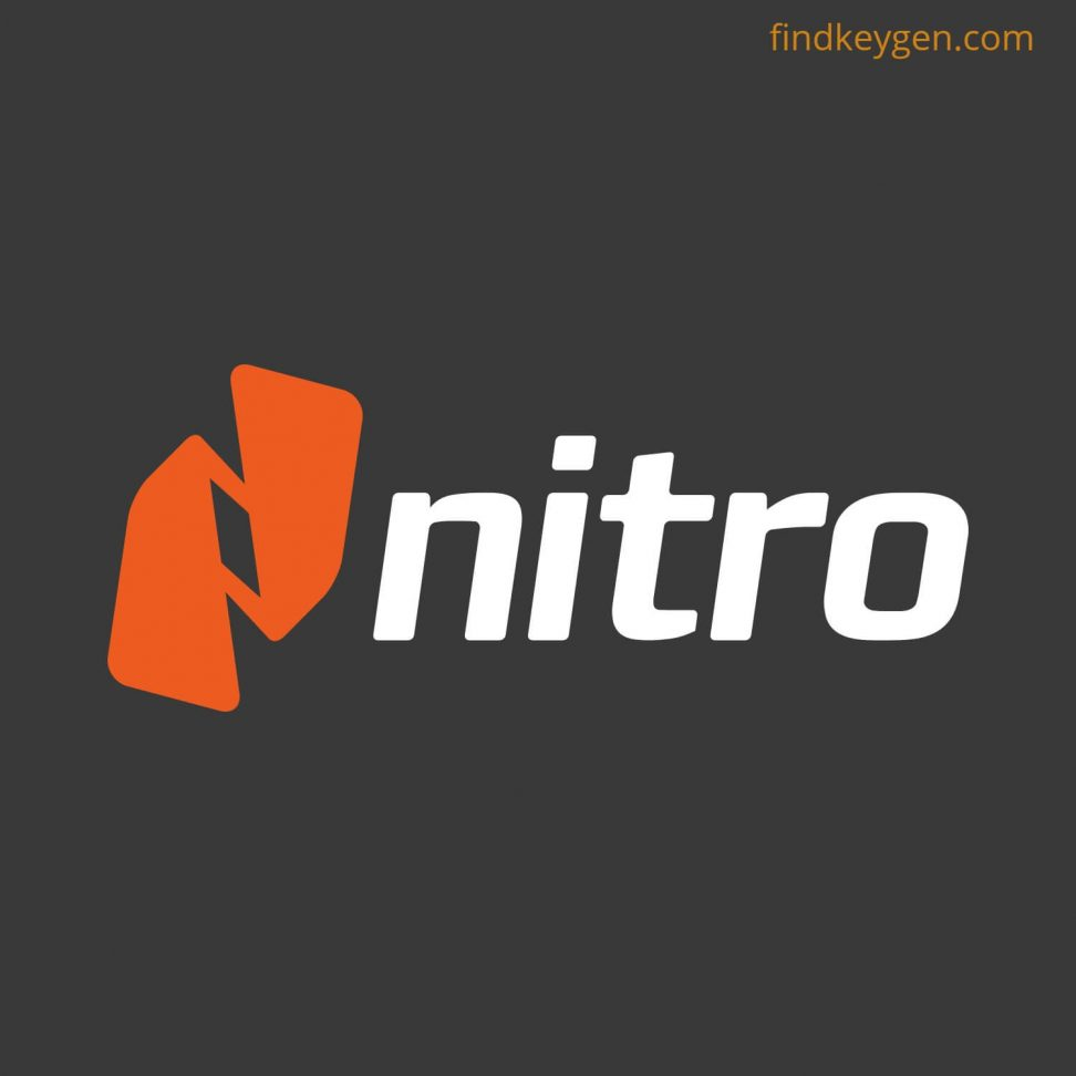 Nitro Pro Enterprise 13.24.1.467 Full Crack + License Key
