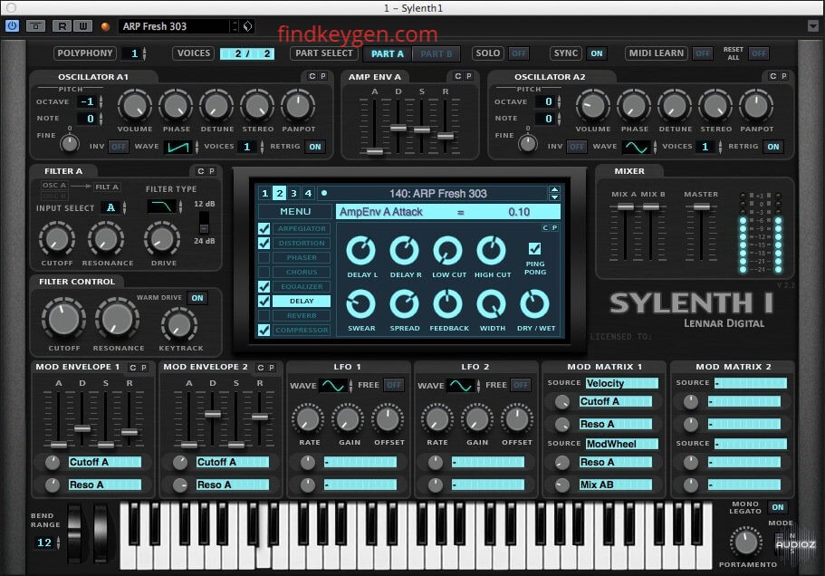 Sylenth1 Serial Code With Full Version Crack