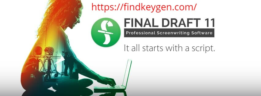 Final Draft 11.1.3 Product Key With Activation Code Latest Version