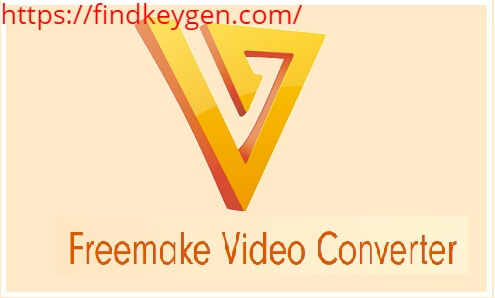 Freemake Video Converter 4.1.12.15 Crack With Activation Key Free Download
