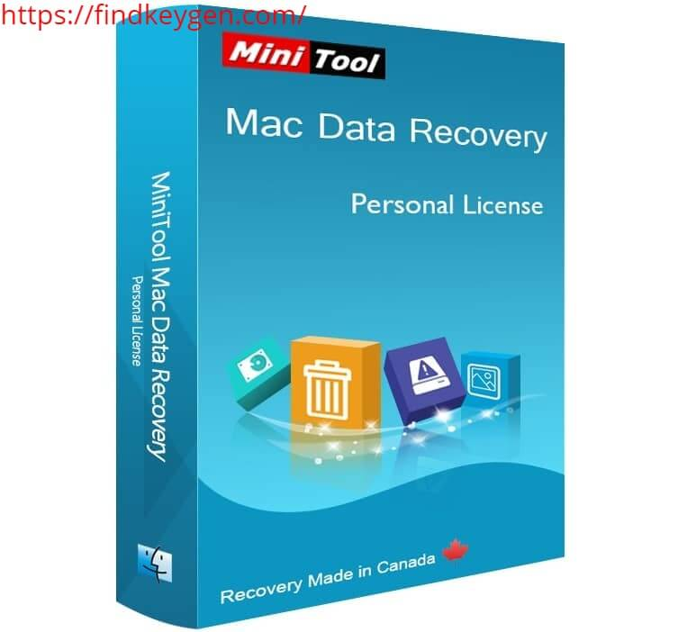 MiniTool Power Data Recovery 8.8 Serial key With Crack Free Download