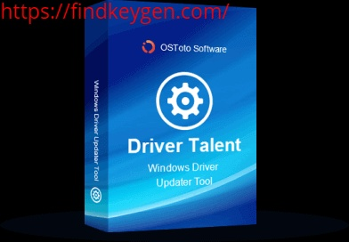 Driver Talent Pro 8.0.0.6 Crack With Activation Key Latest Version