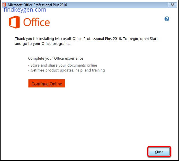 Microsoft Office Professional License Key