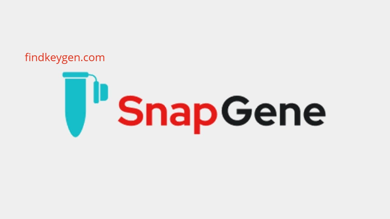 SnapGene Crack 5.2.2 with Registration Key Free Download [Mac/Win] 2021