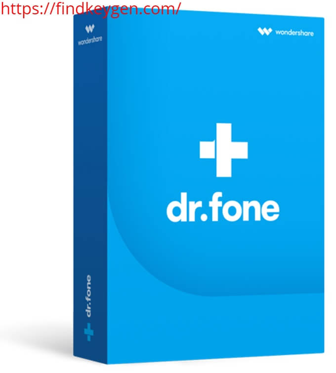 Dr.Fone 11.0.5 Crack With Registration Key Free Download