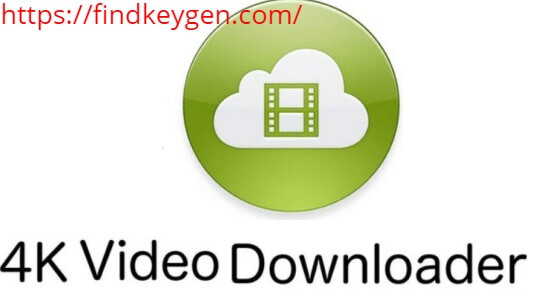 4K Video Downloader 4.13.4.3930 License Key With Crack Free Download