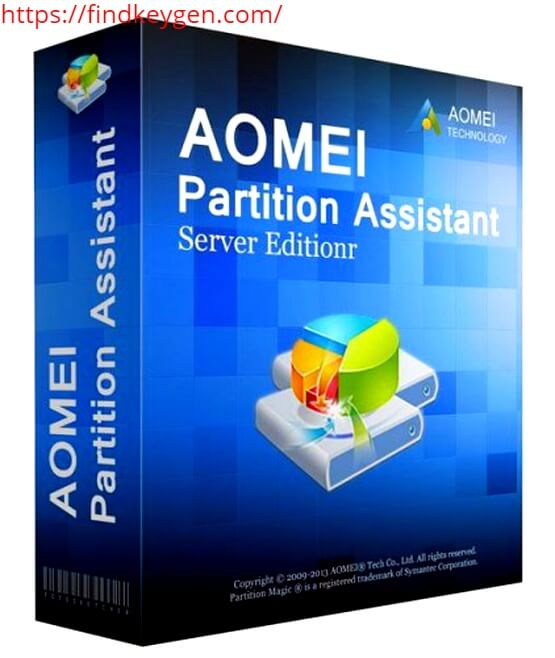 AOMEI Partition Assistant 8.10 Activation Code With Crack Free Download