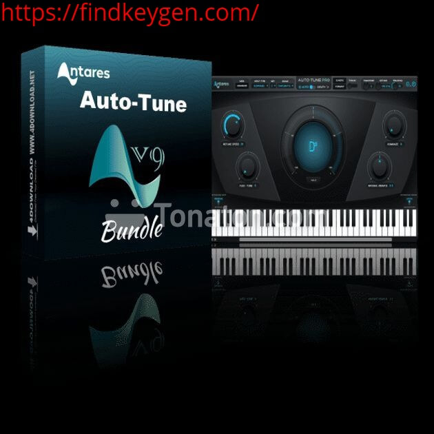 Antares-Autotune-VST Serial Key