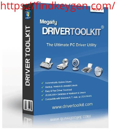 Driver Toolkit 8.6 Crack With License Key 2020 Free Download
