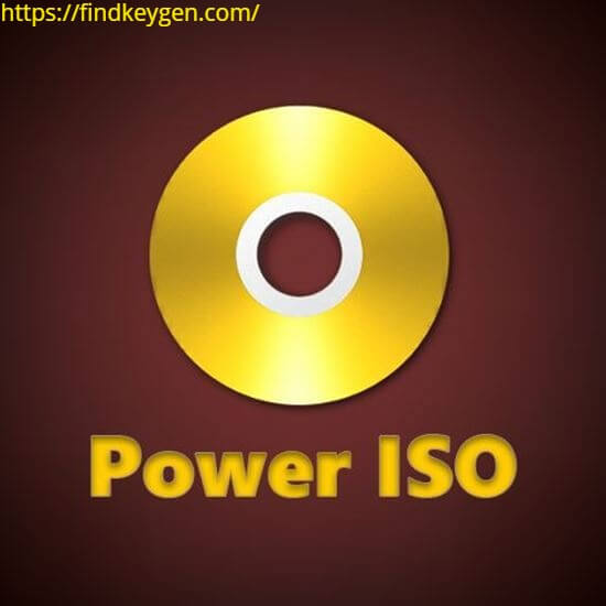 PowerISO 7.8 Crack With Serial Key Latest Version