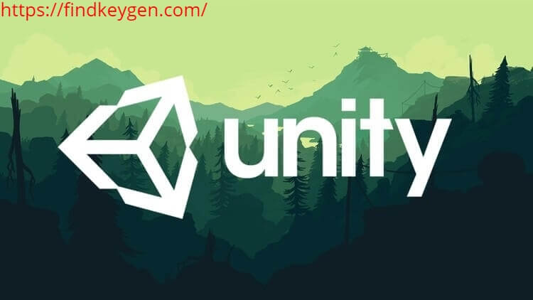 Unity Pro 2020.1.4f1 Activation Key With Crack Latest Version