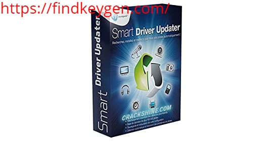 Smart Driver Updater 5.0.396 Serial Key With Crack Latest Version