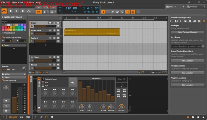 Bitwig-Studio-License Key