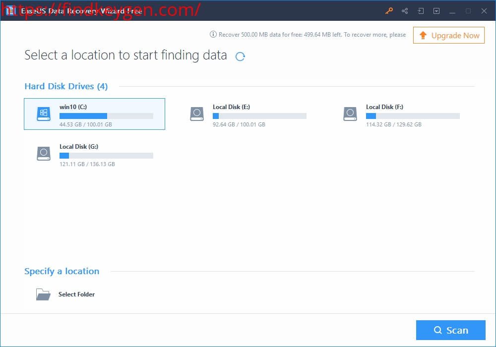 EaseUS-Data-Recovery-Wizard-License Key