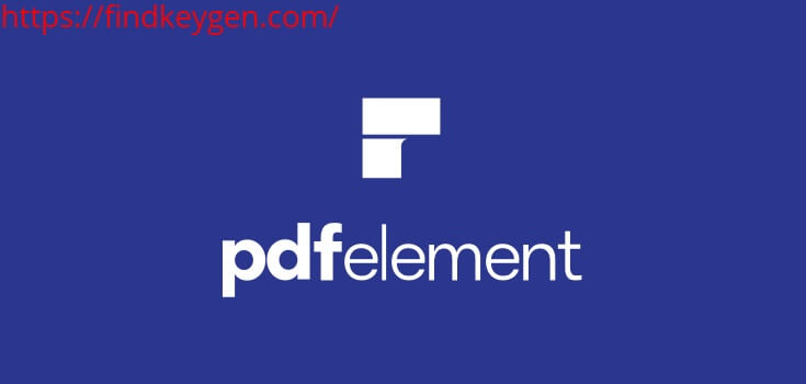 PDFelement 2020 Crack With Activation Code Free Download