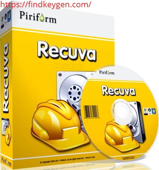 Recuva Pro Crack v2 with Serial Key Full Free Download 2021 [Mac/Win]