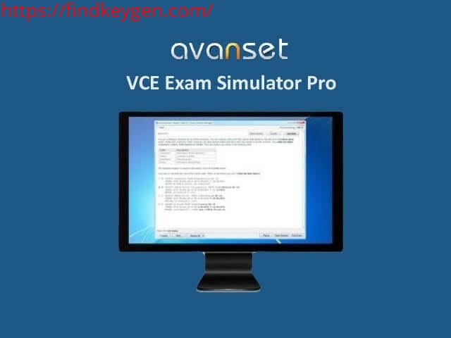 VCE Exam Simulator 2.7 Crack With Activation Code Free Torrent [Mac/Win]